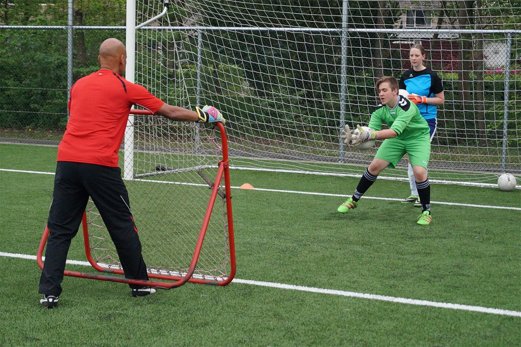 Keepers training en coaching